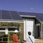 How are solar panels installed?