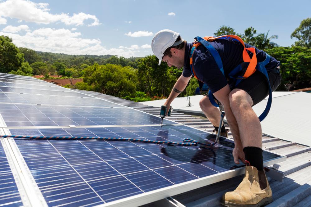 Utah solar contractor