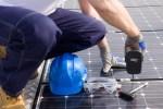 Commercial solar contractor