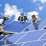 Residential solar panel system info