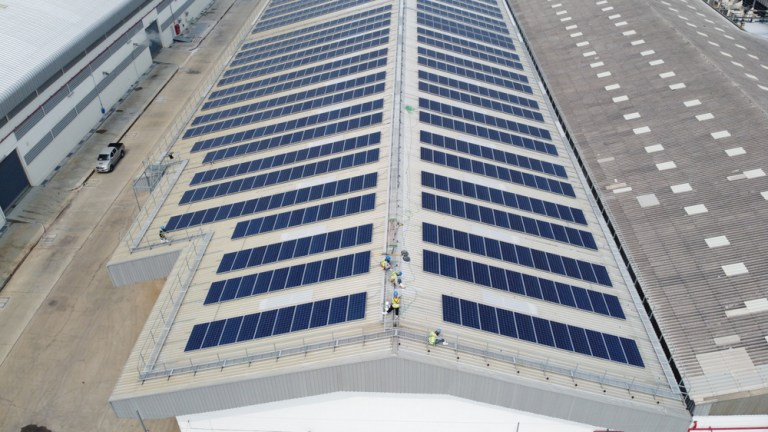 Financing commercial solar systems