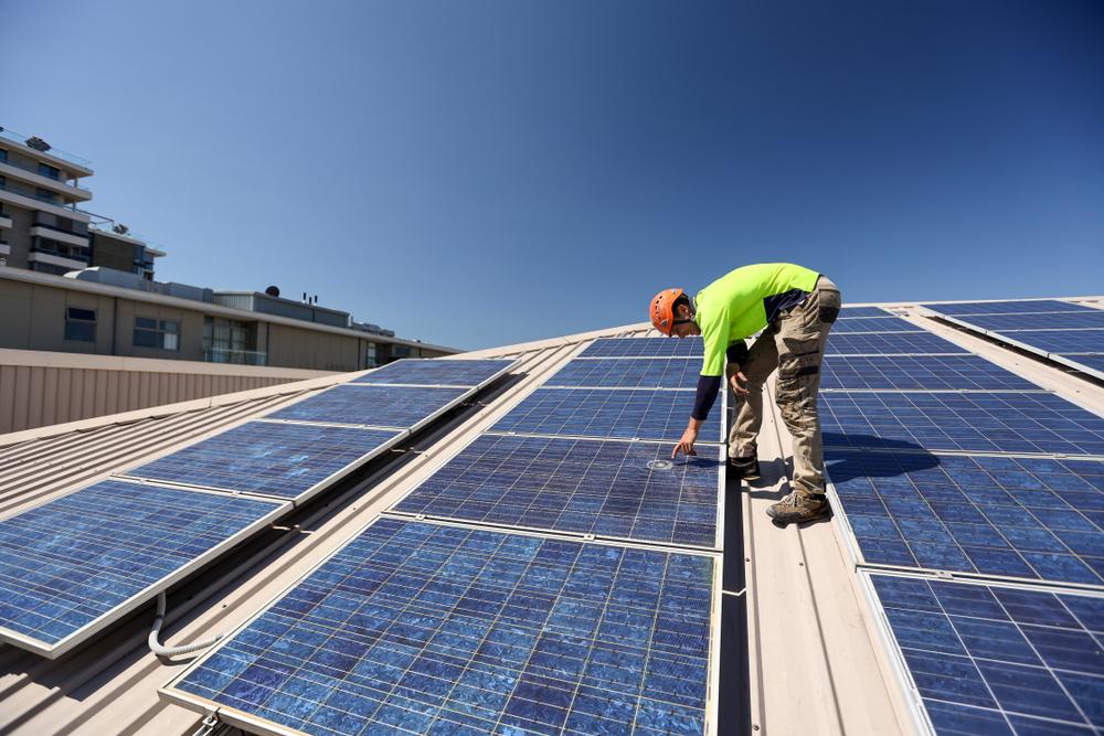 commercial solar Idaho